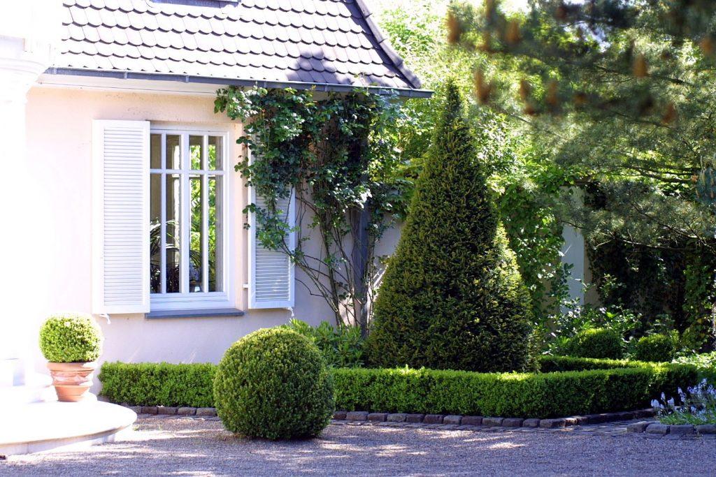Garten im Landhausstil, Bremen