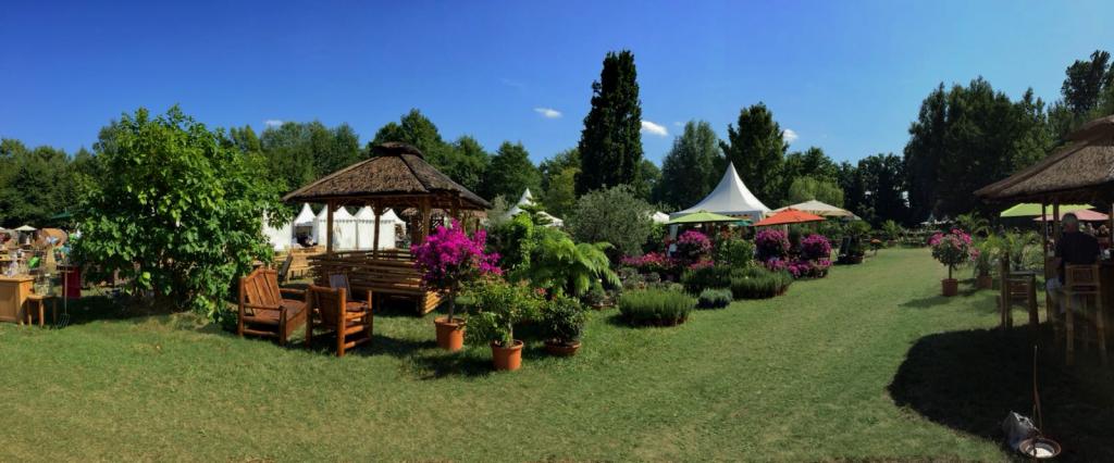 Gourmet & Garden Gartenfestival, Celle